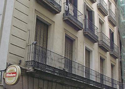 Edificio Calle La Reina