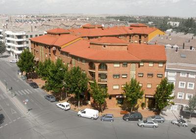Edificio Bolonia