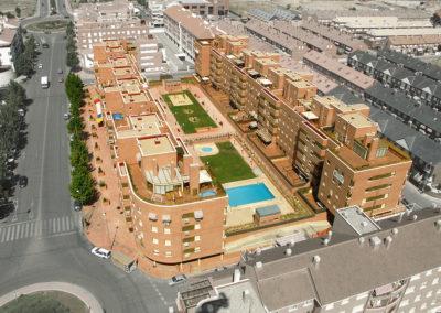 Edificio Sicilia I y II