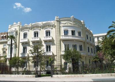 Palacete Pº General Martínez Campos, 33