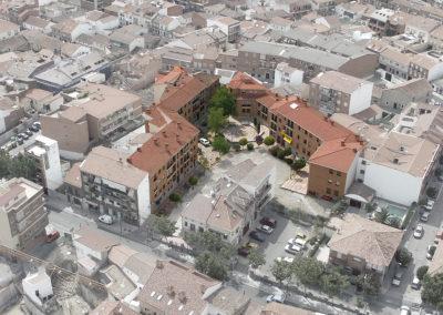 Edificio Plaza de La Vaquilla